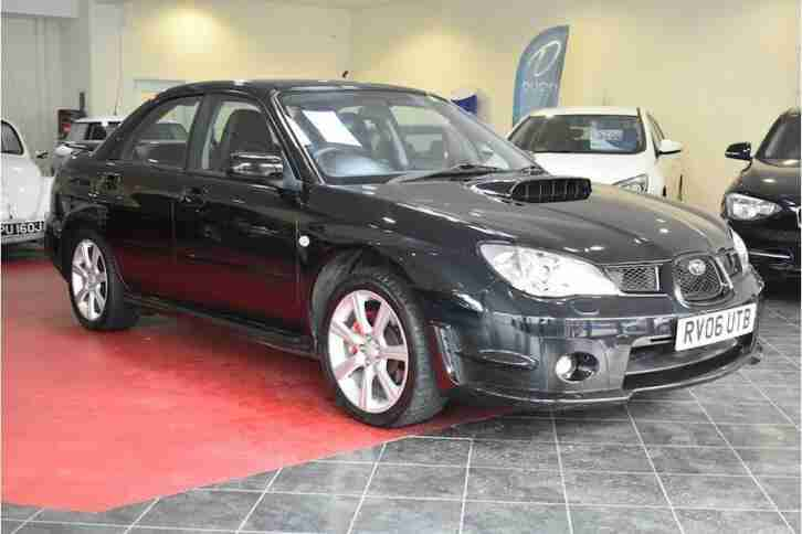 Impreza Wrx Type Uk Saloon 2.5 Manual