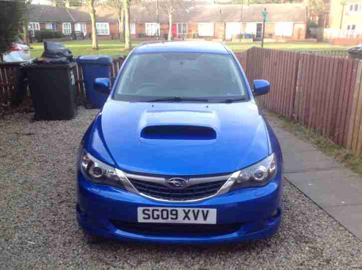 subaru impreza diesel spares or repairs car for sale. Black Bedroom Furniture Sets. Home Design Ideas