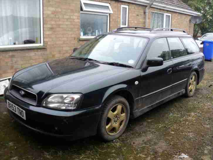 Subaru Legacy 2.0. Subaru car from United Kingdom