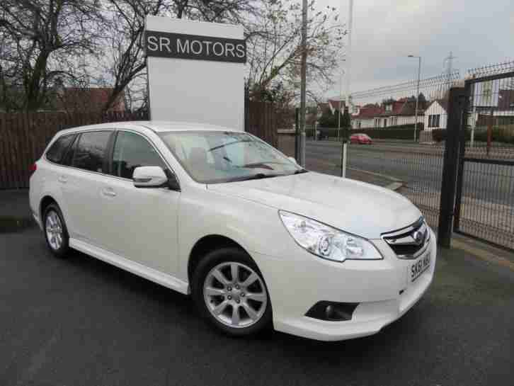 Subaru Legacy 2.0i. Subaru car from United Kingdom