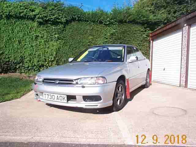 Subaru Legacy 2.5. Subaru car from United Kingdom