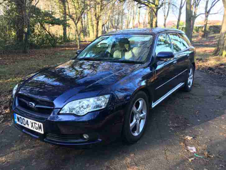 subaru legacy 3 0 rn spec b 245 bhp automatic estate awd. Black Bedroom Furniture Sets. Home Design Ideas