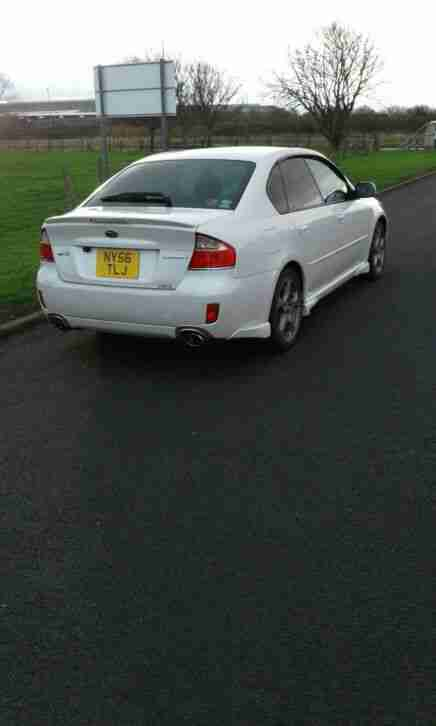 Legacy B4 GT Spec B Turbo Si Cruise