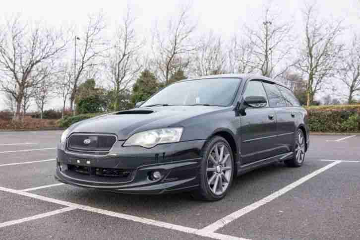 Subaru Legacy GT Spec.B Touring Estate 2.0 Twinscroll Automatic