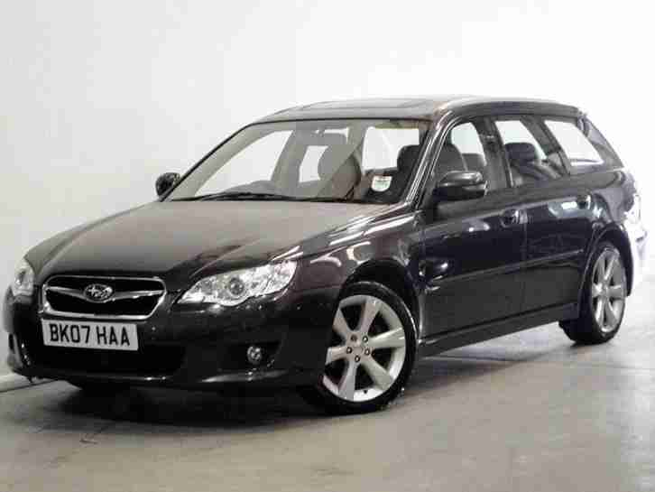 Legacy REN SPORTS TOURER AWD SAT NAV