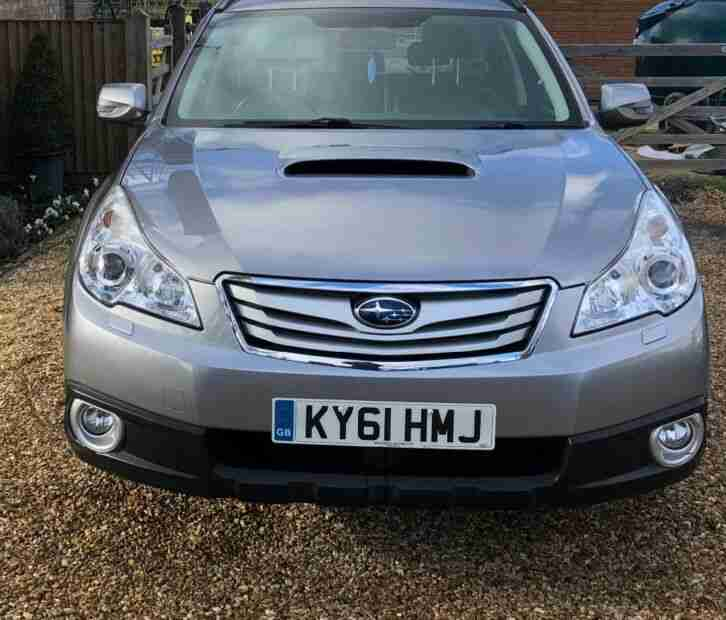 Outback Estate AWD 2.0L, FSH, 1