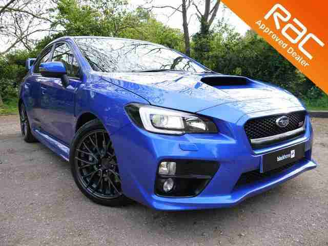 Subaru WRX 2.5 ( 300ps ) 4X4 STI Type UK 2014MY For Sale at Mastercars Hitchin