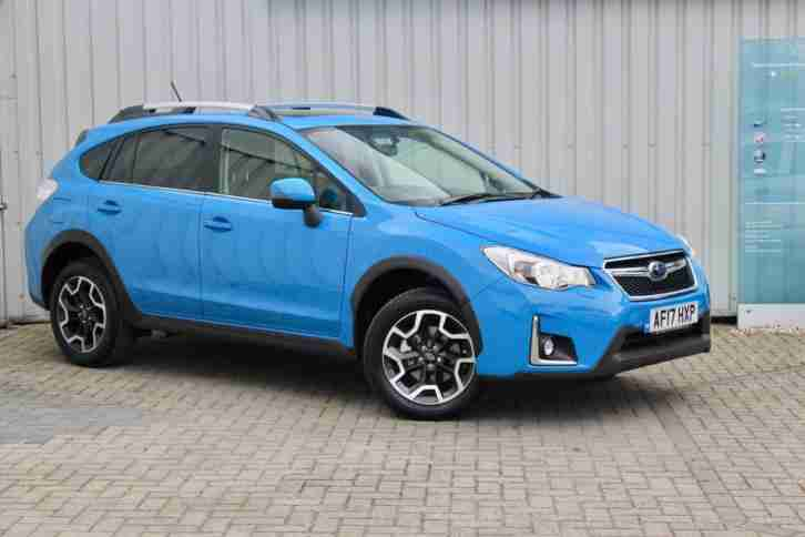 XV 2.0D SE Premium 6 spd manual
