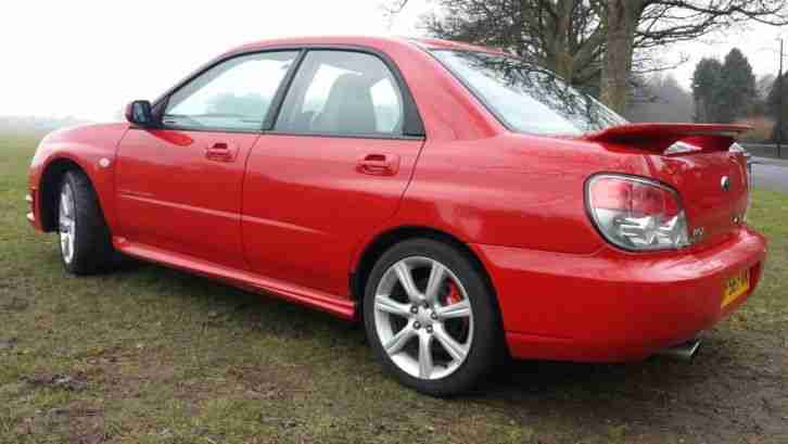 subaru impreza wrx 2 5 hawkeye newage 2006 selling with no reserve. Black Bedroom Furniture Sets. Home Design Ideas
