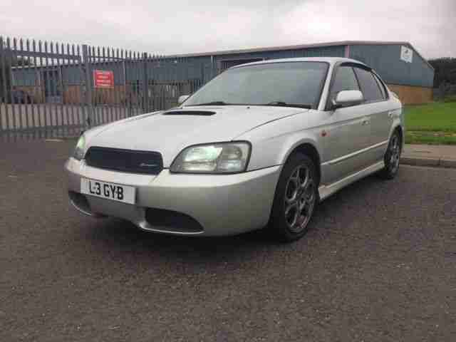 Subaru legacy Blitzen B4 twin turbo limited edition px welcome