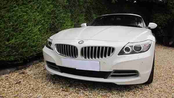 Superb 2009 BMW E89 Z4 35i sDrive With 32000 Miles & Full BMW Service History