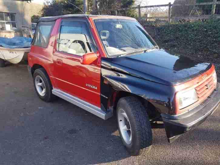 Suzuki Jimny 1.3 JLX. Car For Sale