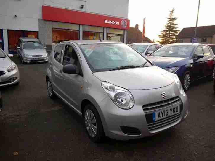 Suzuki Alto 1.0. Suzuki car from United Kingdom