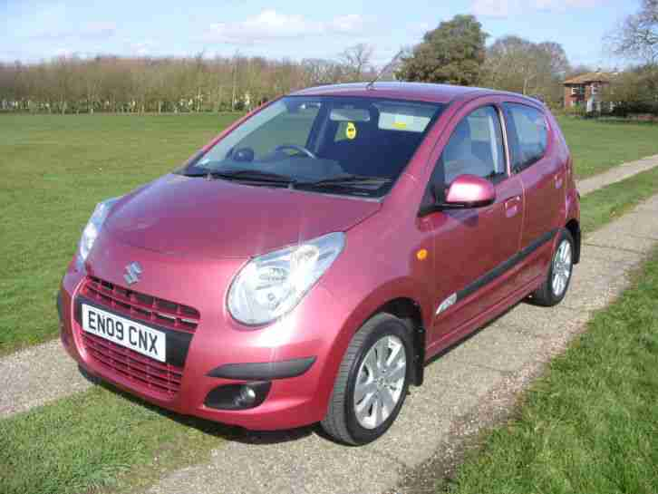 Suzuki Alto 1.0 SZ4 ** AUTOMATIC ONLY 3,600 MILES *** 3,600 FROM NEW **