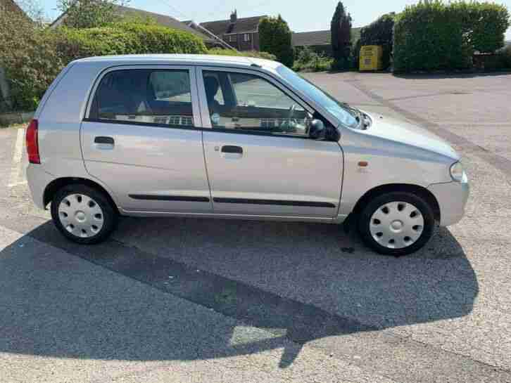 Suzuki Alto. Suzuki car from United Kingdom