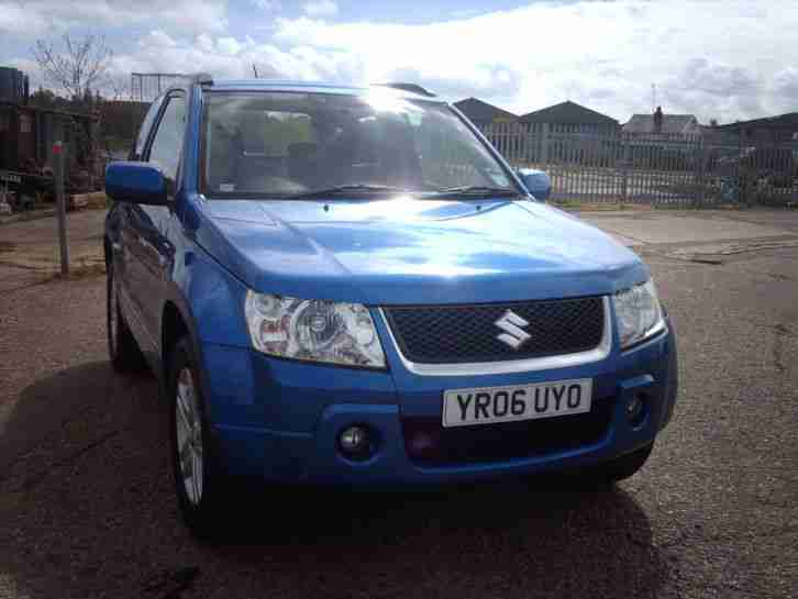 suzuki grand vitara 1 6 vvt full main dealer service history 63500. Black Bedroom Furniture Sets. Home Design Ideas