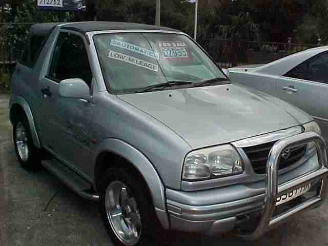 Suzuki Grand Vitara 2.0 GV2000 Soft Top 3d 1995cc