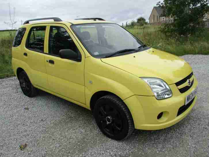 Suzuki Ignis 1.3. Suzuki car from United Kingdom