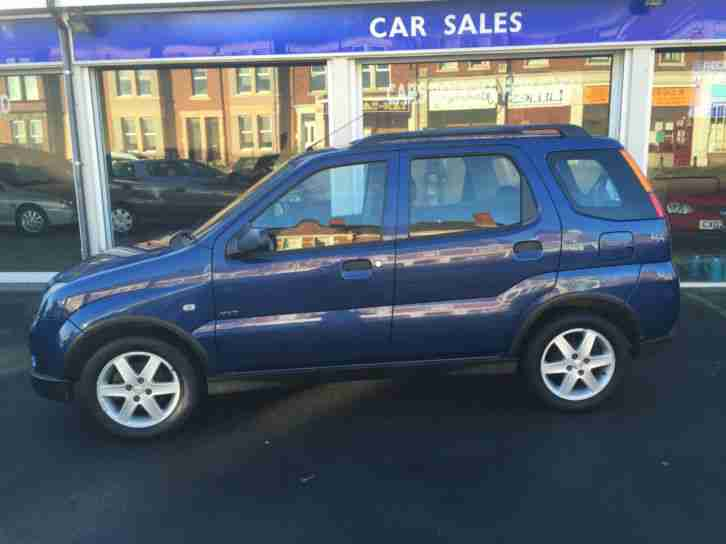Suzuki Ignis 1.5 VVTi 4Grip GLX 4WD 5 DOOR ESTATE . 2005 . August MOT