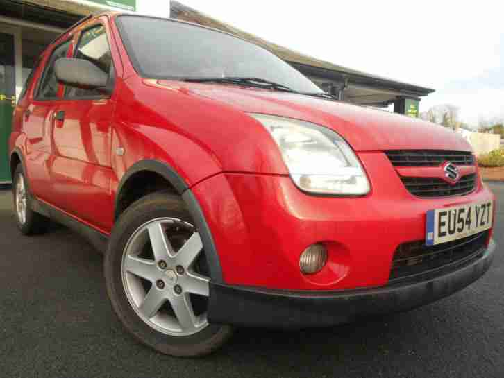 Suzuki Ignis 1.5L. Suzuki car from United Kingdom