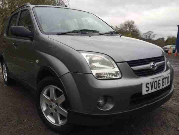 suzuki ignis 4x4 4grip 1 previous owner service history 12 mths mot. Black Bedroom Furniture Sets. Home Design Ideas