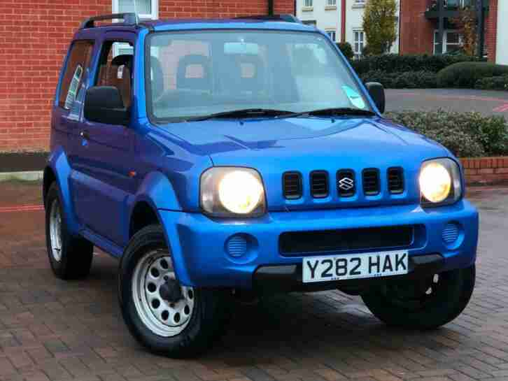 Jimny 1.3 AUTOMATIC JLX 4X4 LOW