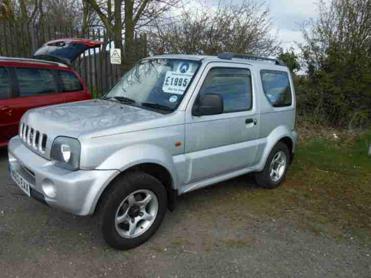 suzuki jimny 1 3 jlx 2003 4x4 car for sale. Black Bedroom Furniture Sets. Home Design Ideas