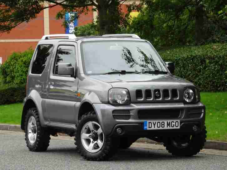 Jimny 1.3 JLX+ 4x4 2008 +1 LADY OWNER