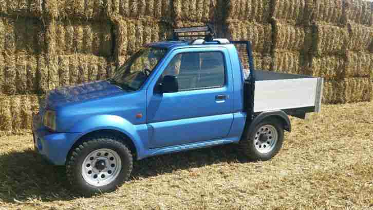 Suzuki Jimny 1.3 JLX+ AUTO AUTO AUTO AUTO PICK UP CUSTOM MADE