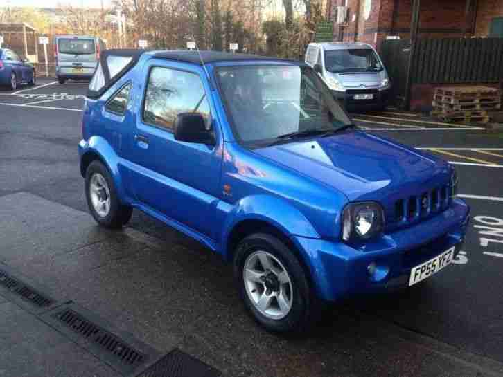 suzuki jimny 1 3 jlx soft top car for sale. Black Bedroom Furniture Sets. Home Design Ideas