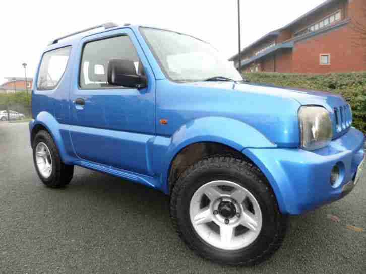 suzuki jimny 1 3 jlx stunning low mileage example car for sale. Black Bedroom Furniture Sets. Home Design Ideas
