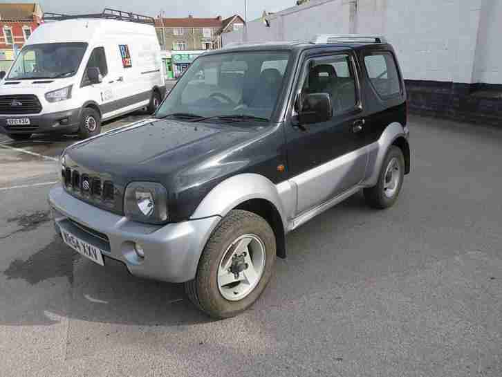 Jimny 1.3 Mode 2004.5 MY