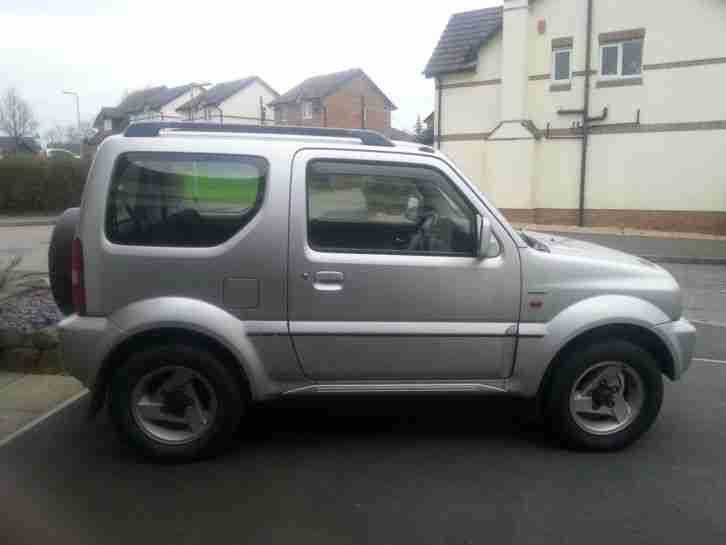 Suzuki 2000 JIMNY JLX SOFT TOP 4X4. Car For Sale