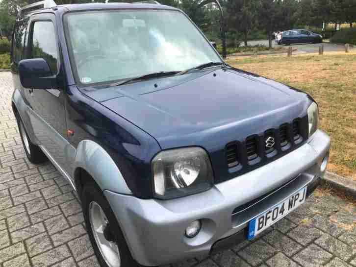 Suzuki Jimny JLX. Suzuki car from United Kingdom