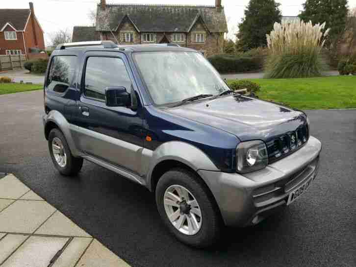 Suzuki Jimny SZ4. Suzuki car from United Kingdom