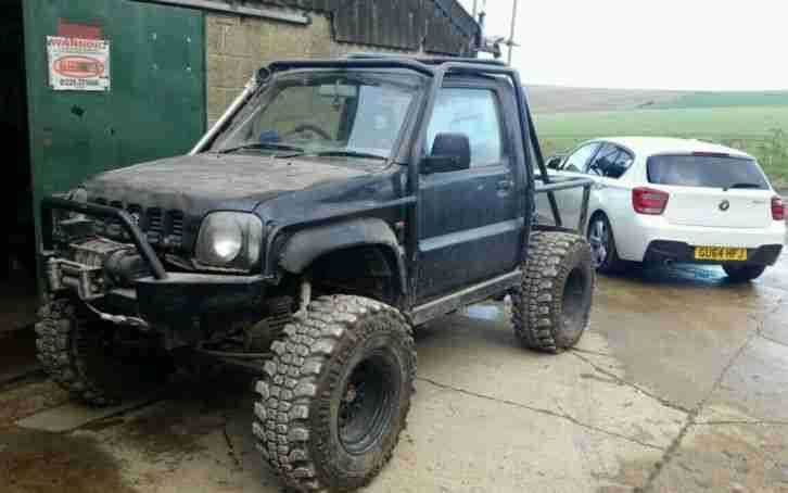 Suzuki Jimny offroader huge spec built by Rhino ray land ...