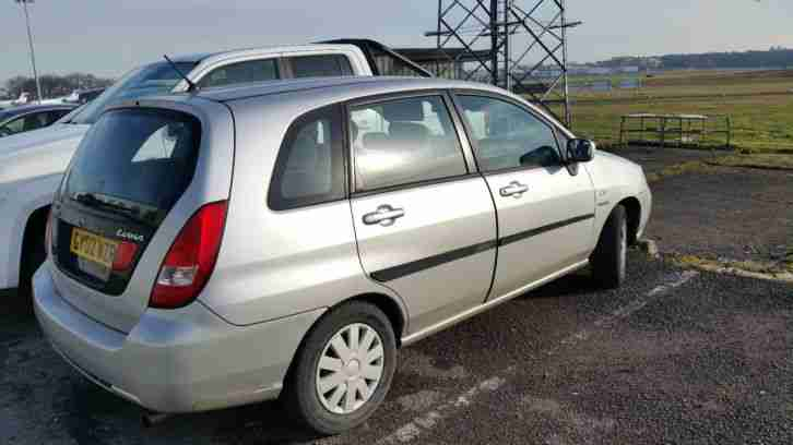 Liana 1.6 GL, 2002, Long MOT, Low