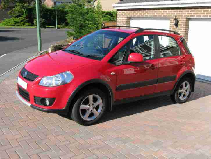 suzuki sx4 glx 4grip 4x4 4 door hatch 1586cc manual petrol. Black Bedroom Furniture Sets. Home Design Ideas