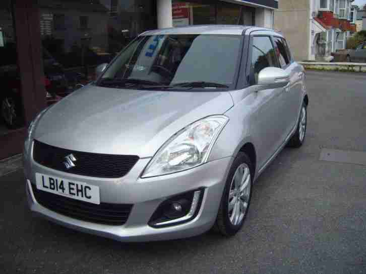 Swift 1.2 Sz4 AUTO 5dr PETROL