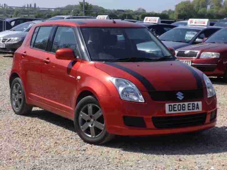Suzuki Swift 1.3. Suzuki car from United Kingdom