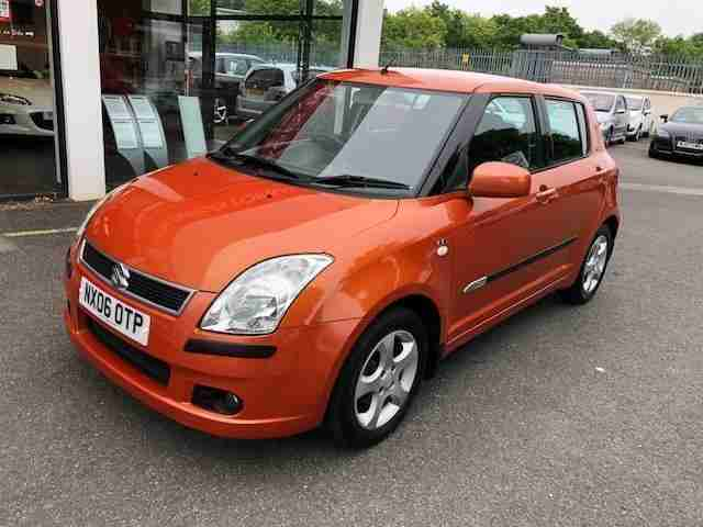 Swift 1.5 GLX Vvts 5dr PETROL MANUAL