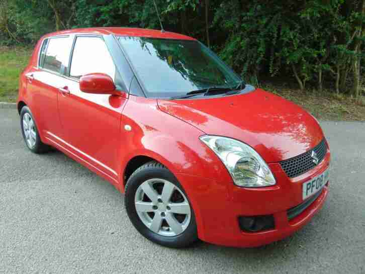 Swift 1.5 Petrol Manual (101bhp) GLX