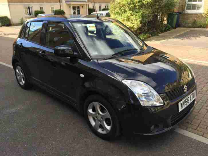 suzuki swift 1 5 auto glx full mot 09 2016 automatic nice to drive. Black Bedroom Furniture Sets. Home Design Ideas