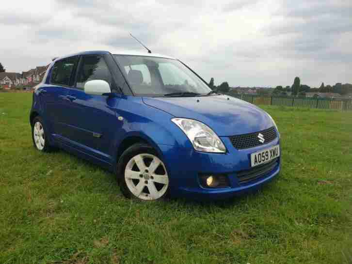 Suzuki Swift GLX. Suzuki car from United Kingdom