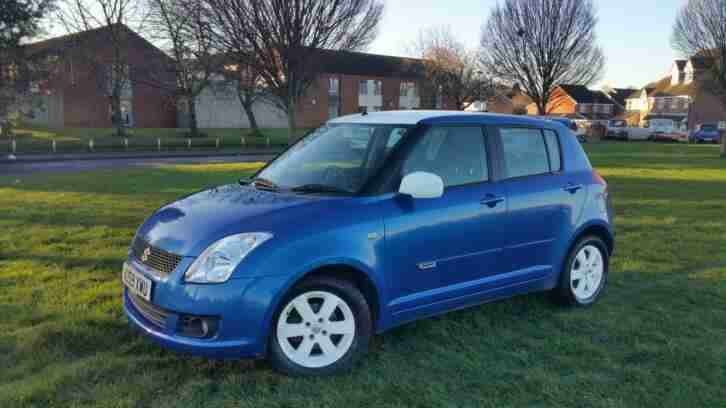 Swift GLX 1.3 petrol 2009 5 door