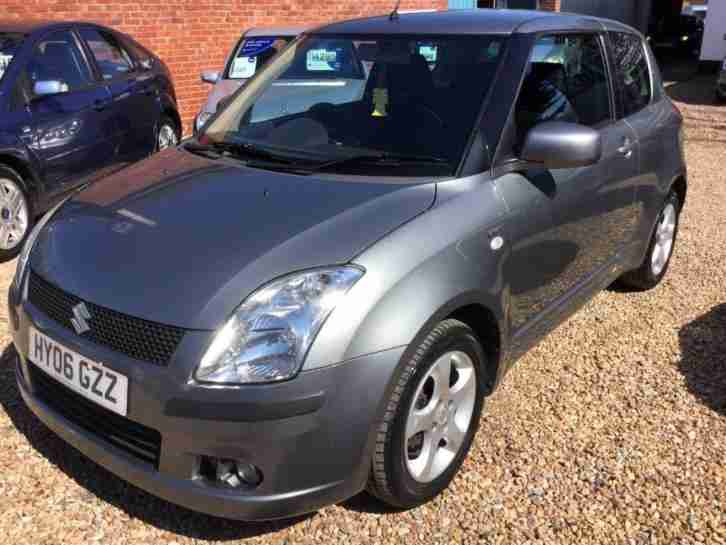 suzuki swift glx vvts 3dr petrol manual 2006 06 car for sale. Black Bedroom Furniture Sets. Home Design Ideas