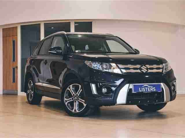 Suzuki Vitara 2015. Suzuki car from United Kingdom