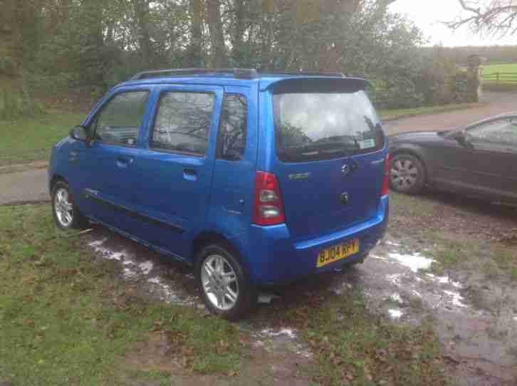 Suzuki Wagon R + S Limited