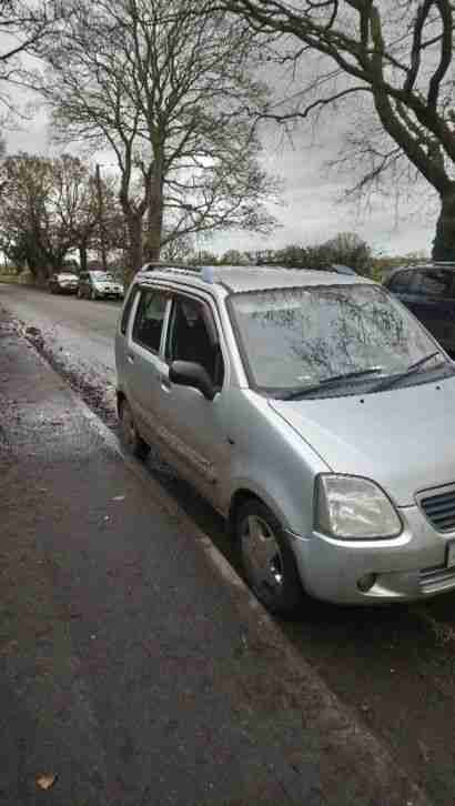 Suzuki Wagon, low milage, automatic