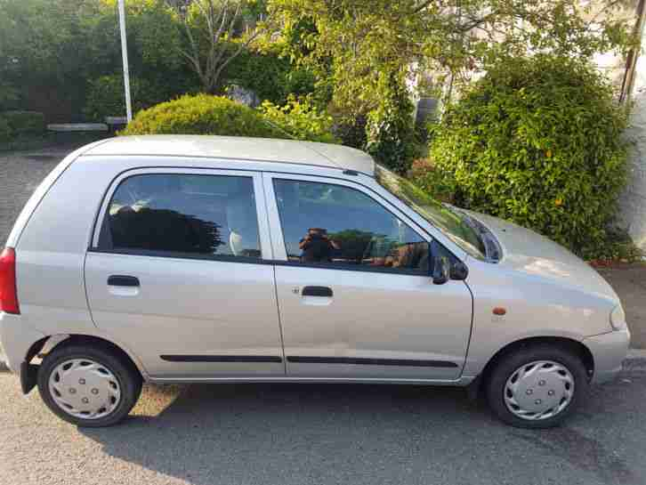 Suzuki Alto GL. Suzuki car from United Kingdom